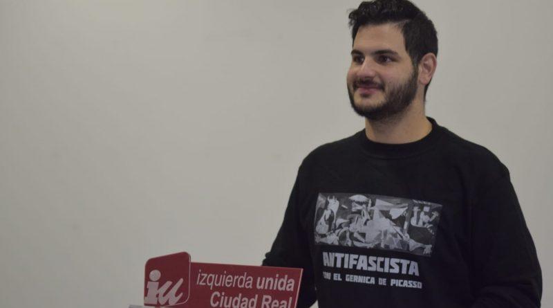 Alberto Parrilla - IU Valdepeñas